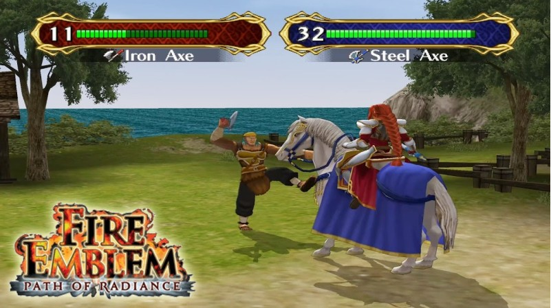 Juego Path of Radiance Fire Emblem