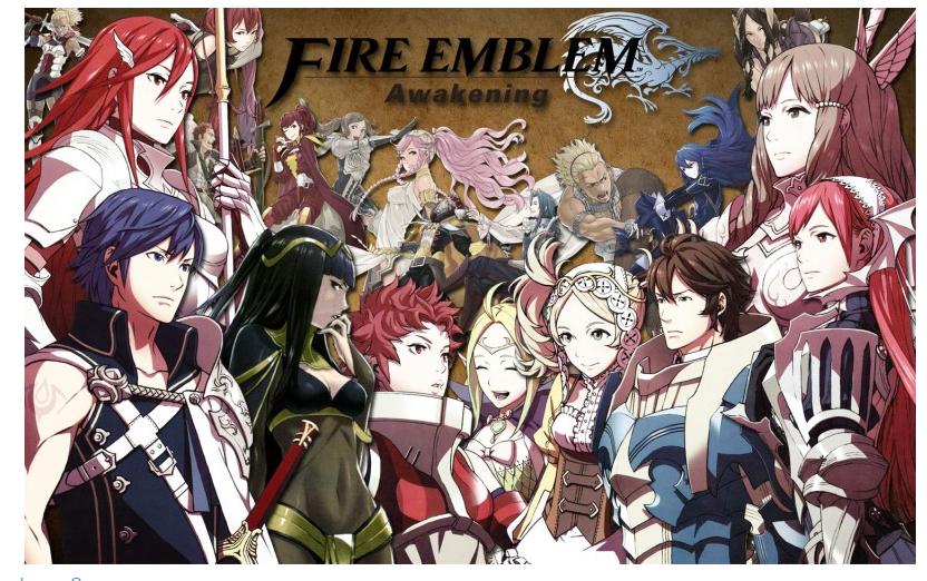 Fire Emblem Awakening Game