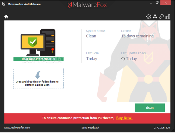 """Malware Fox Software para eliminar el adware """"width ="""" 436 """"height ="""" 332"""