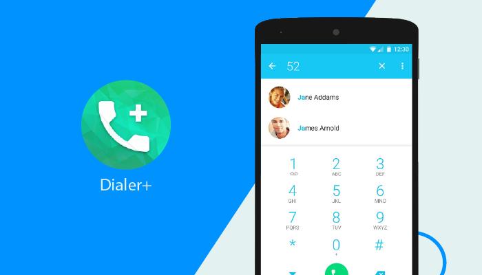 Dialer +: las mejores aplicaciones de marcador