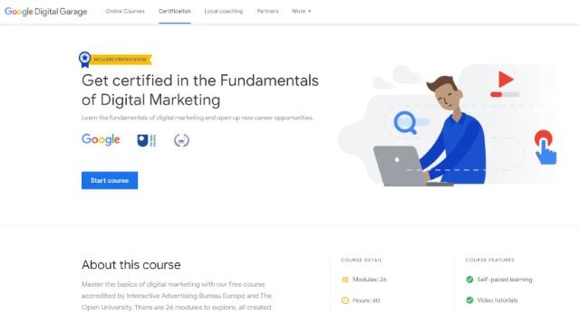 5. Fundamentos del marketing digital de Google