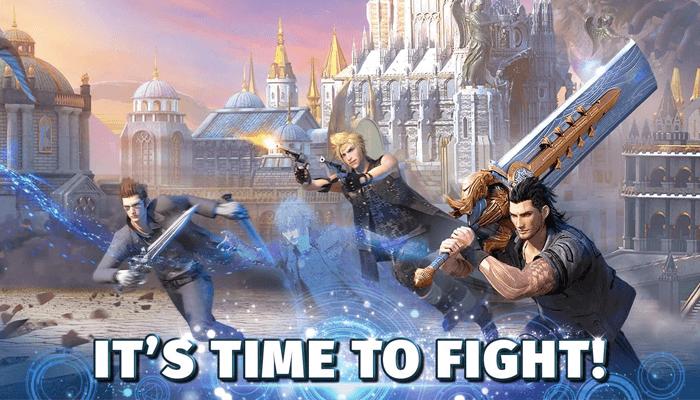 Final Fantasy - Juego de rol