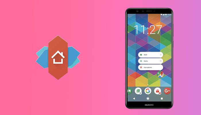 Nova Launcher - Aplicación de inicio de Android