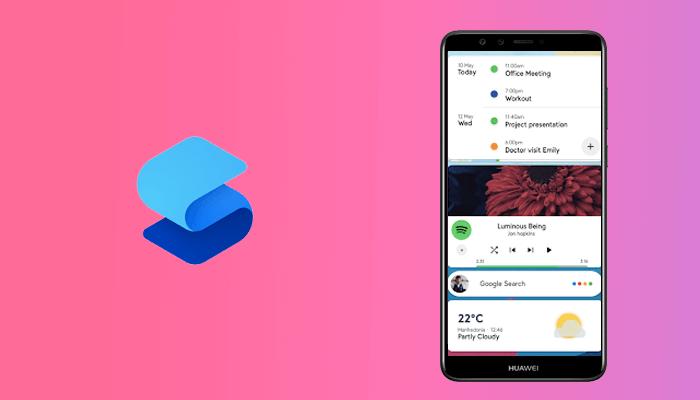Lanzador inteligente 5 - Aplicación Android Launcher
