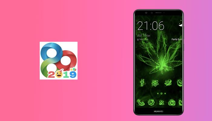 GO Launcher - Aplicación Android Launcher