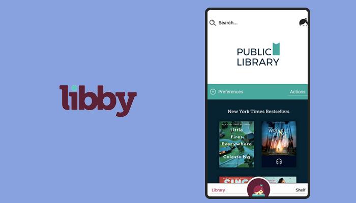 Libby: aplicación para hackear la vida