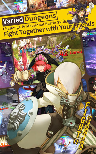 Dragon Nest M - MAR