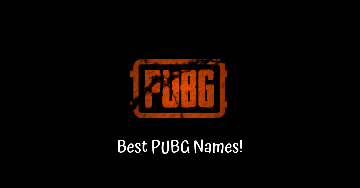 [1000+] Tyylikkäät, hienot ja hauskat PUBG-nimet