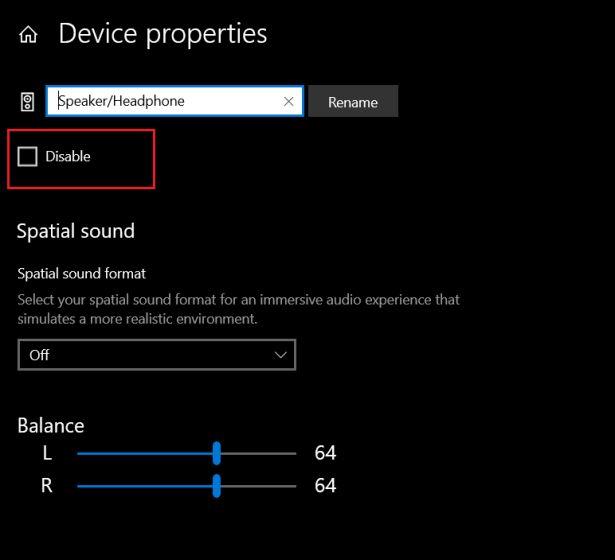 Los auriculares no funcionan Windows 10 2