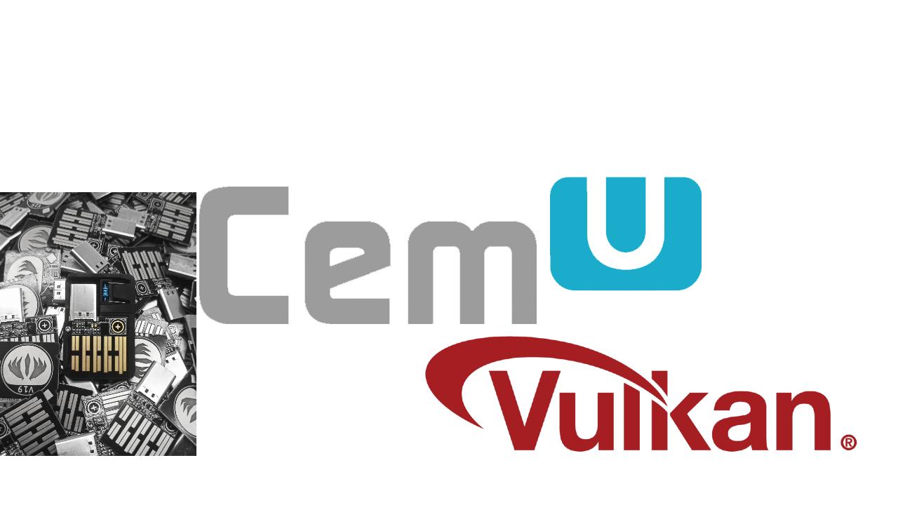Noticias: Cemu 1.16.0b (emulador de Wii U), con soporte Vulkan, finalmente lanzado con disponibilidad pública en 4 dias; Gamecart-Size Payload Injector para el Switch llamado DragonInjector puesto a la venta y se vende rápidamente!