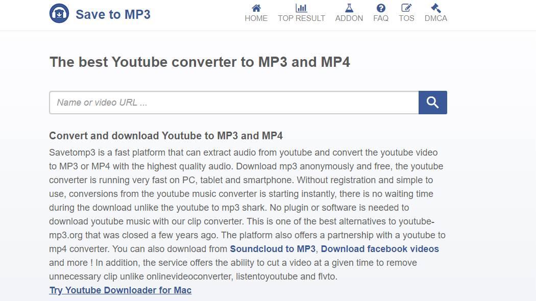 lưu youtube vào mp3