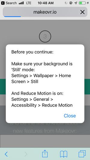 personalizar la pantalla de inicio en iPhone- descargo de responsabilidad