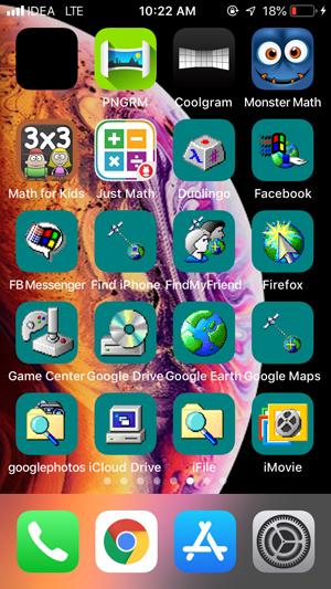 personalizar la pantalla de inicio en iPhone