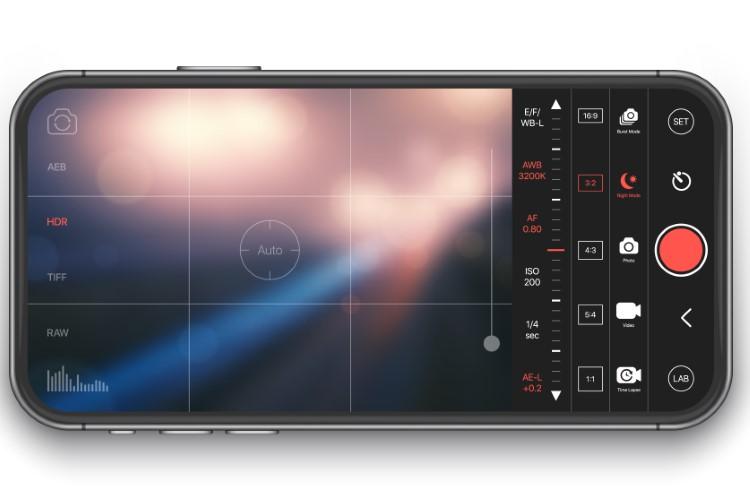 5 Las mejores aplicaciones de cámara en modo nocturno para iPhone y iPad