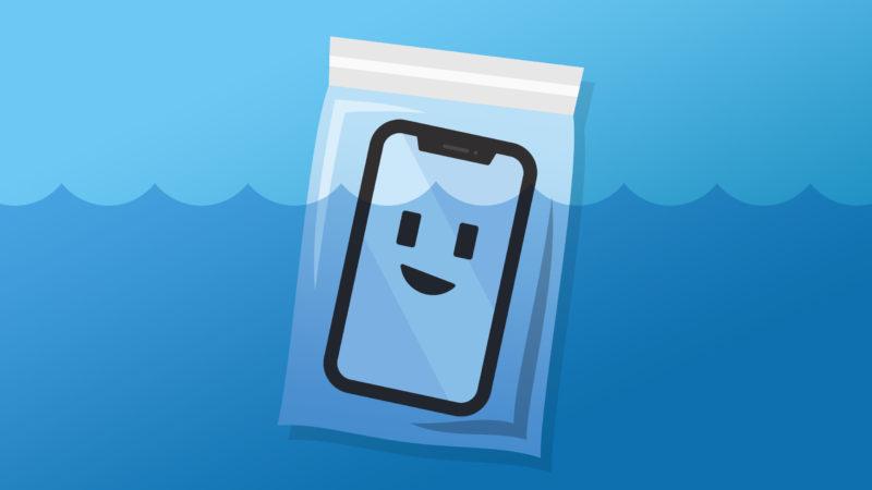 La mejor bolsa impermeable para teléfono celular 2020: revisión, costo, ofertas