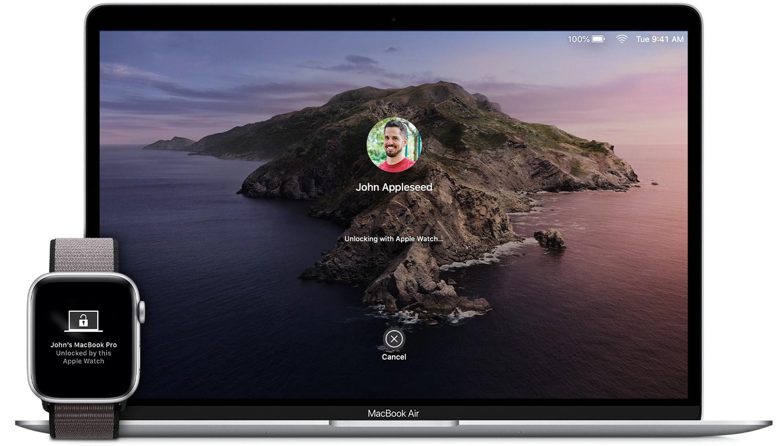 Kuinka avata Mac-tietokoneesi Apple Watch
