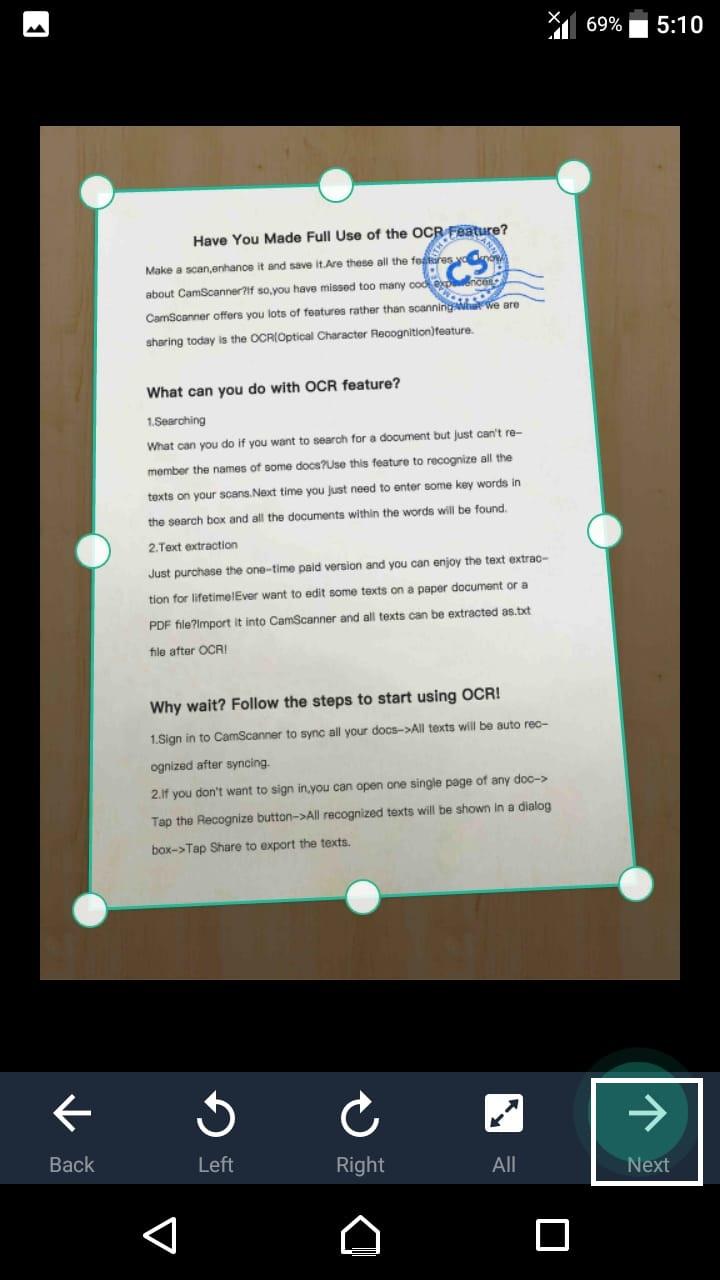 Cómo escanear documentos sin un escáner