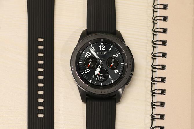 Cách chụp ảnh màn hình trên Samsung Galaxy Đồng hồ và thiết bị S3 2