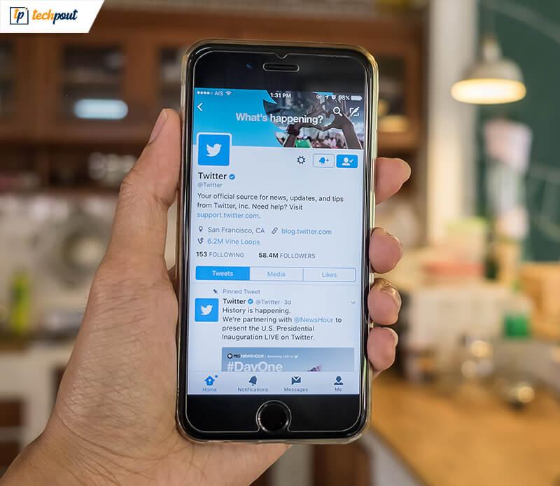 Cuentas inactivas para más de 6 Meses a ser eliminados por Twitter