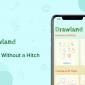Dibujar de forma fácil con la aplicación Drawland
