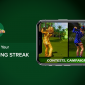 Domina los golpes de golf con la aplicación Golden Tee Golf