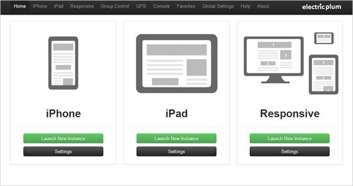 Electric Mobile Studio iOS Emulator para Windows y Mac