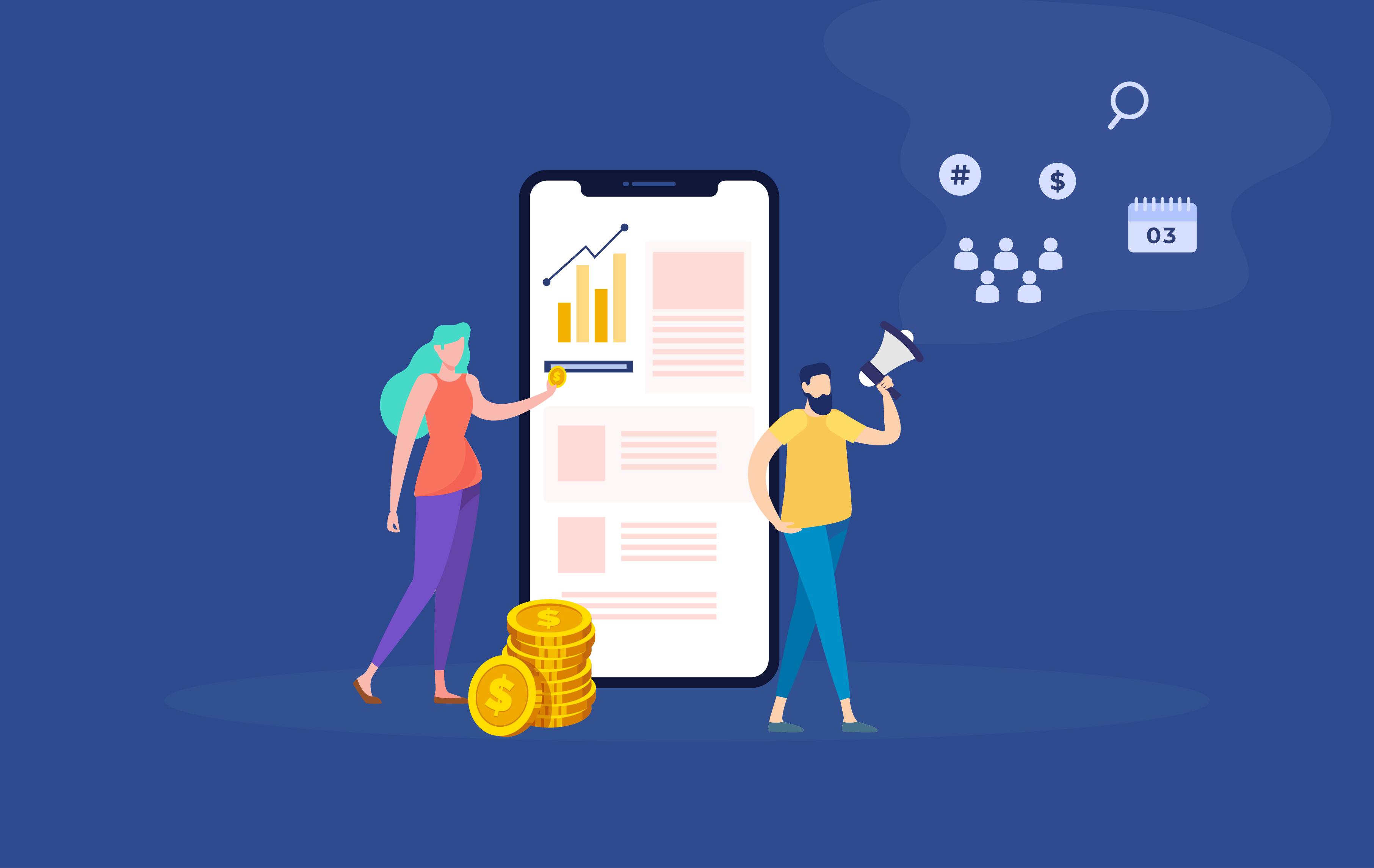 ¿Cómo es importante la marca para el crecimiento de la aplicación?