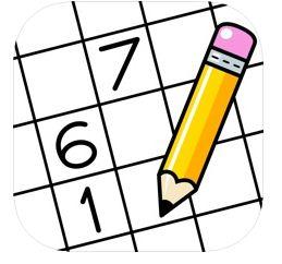 Paras Sudoku-sovellus iPhonelle