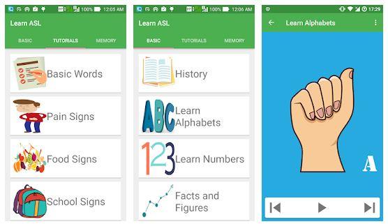 10 suosituinta viittomakielisovellusta (Android / iPhone) …