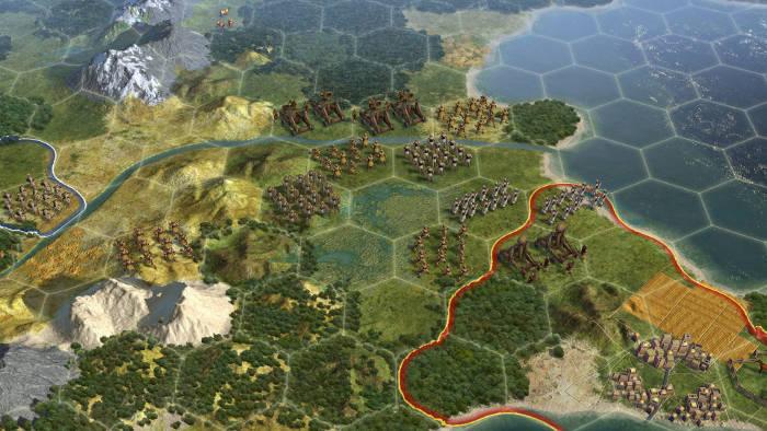 Best Laptop Games Civilization V