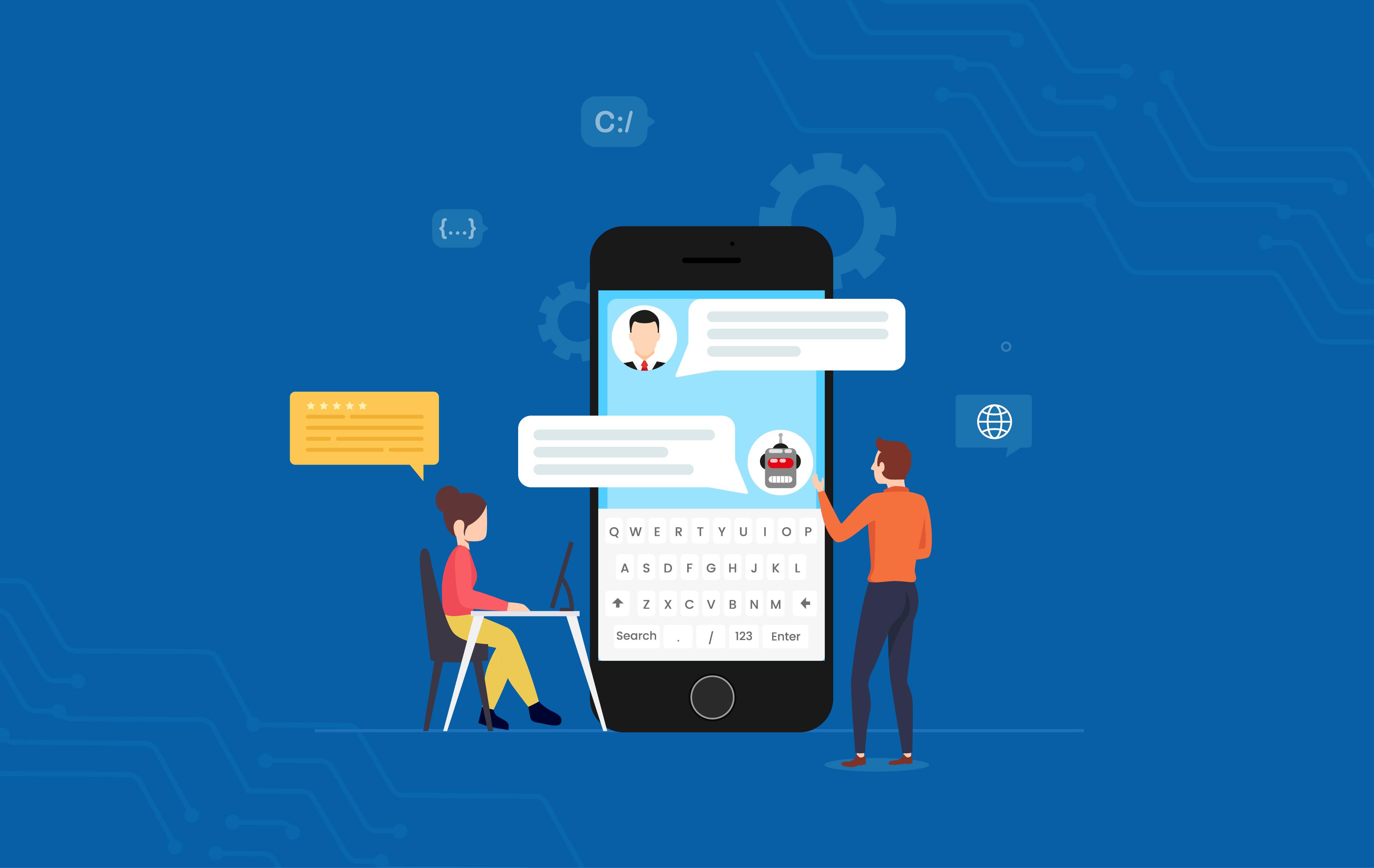 Marcos de aprendizaje automático para una empresa de desarrollo de inteligencia artificial