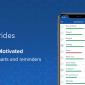 Organícese y rastree los hábitos con la aplicación Strides
