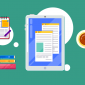 Parte superior 5 Aplicaciones de escritura de ensayos para tabletas y iPad