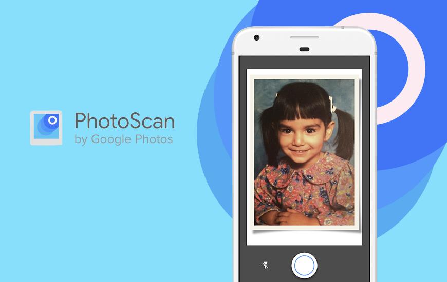 PhotoScan by Google Photos: Escanee fotos sin reflejos
