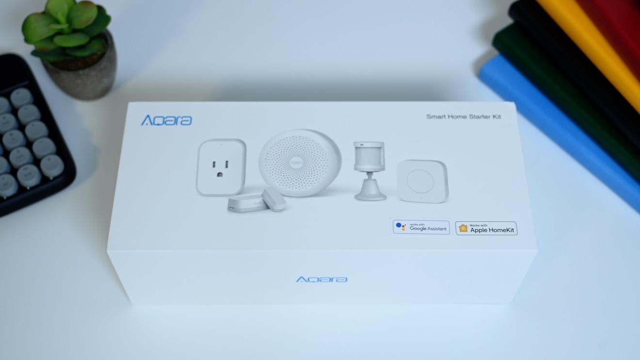 Revisión: Aqara HomeKit Starter Set es una manera fácil de comenzar su hogar inteligente