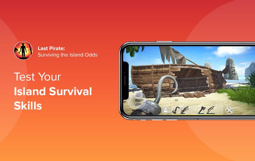 Último juego de supervivencia pirata: prueba tus probabilidades