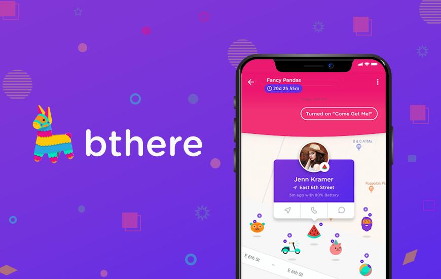 bthere: una aplicación para pasar el rato y ganar recompensas