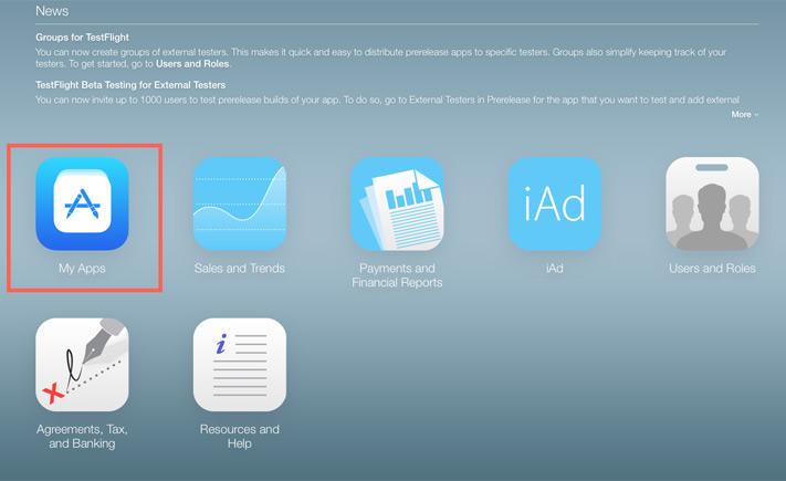 Xamarin TestFlight Emulador de iOS para Windows y Mac