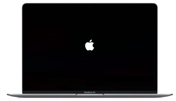 Un reinicio de MacBook Air