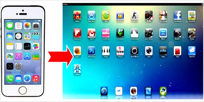 iPadian iOS Emulator para Windows y Mac