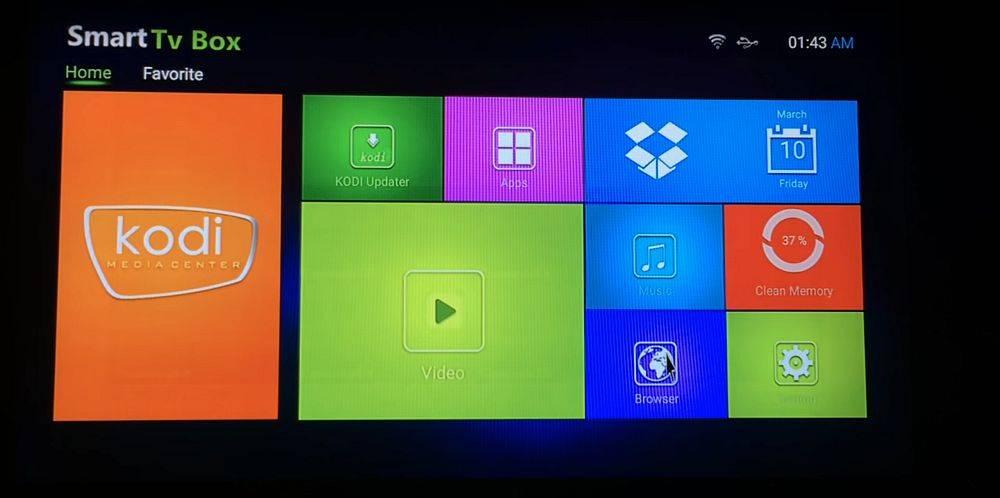 Kuinka asentaa Kodi Android TV Boxiin (2020) 1