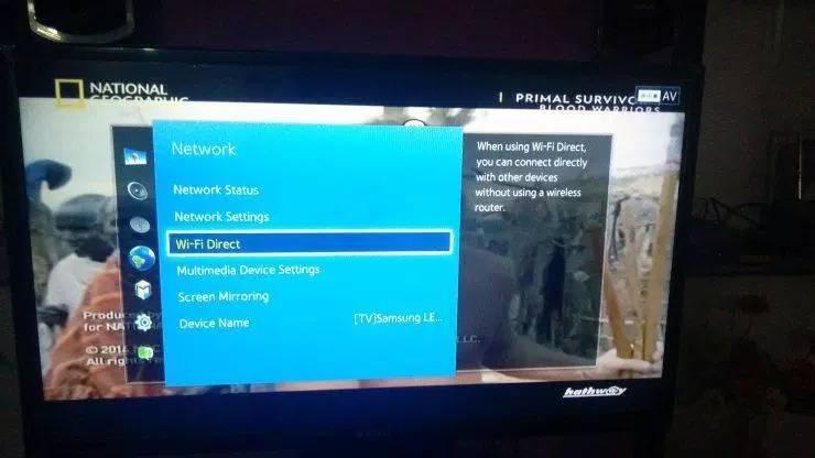 Langaton iPhone- ja iPad-näyttöpeili Samsung Smart TV: ssä 1