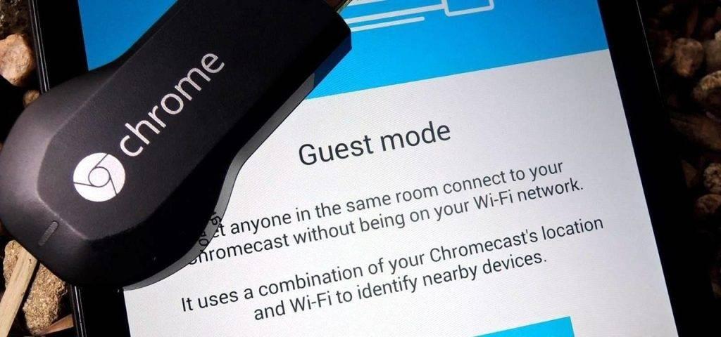 Ako povoliť režim hosťa Chromecastu [2020]
