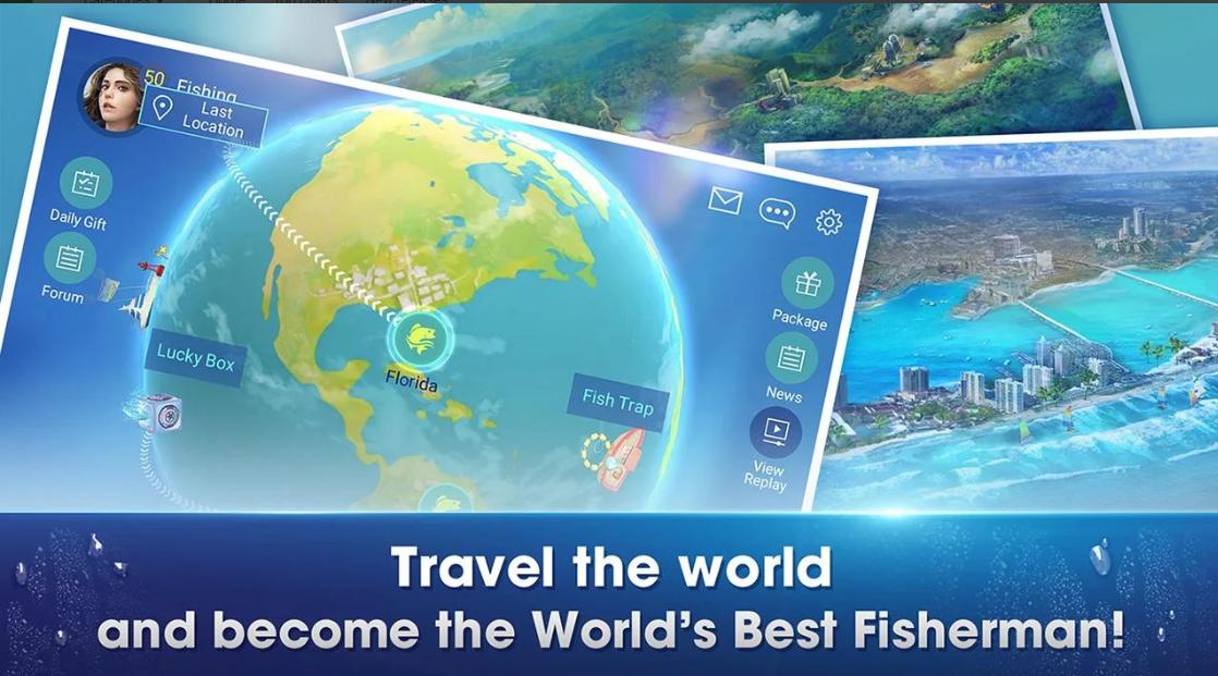 Fishing Strike - Los mejores juegos de pesca