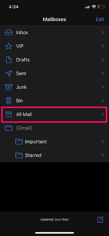 Cómo recuperar correos electrónicos eliminados