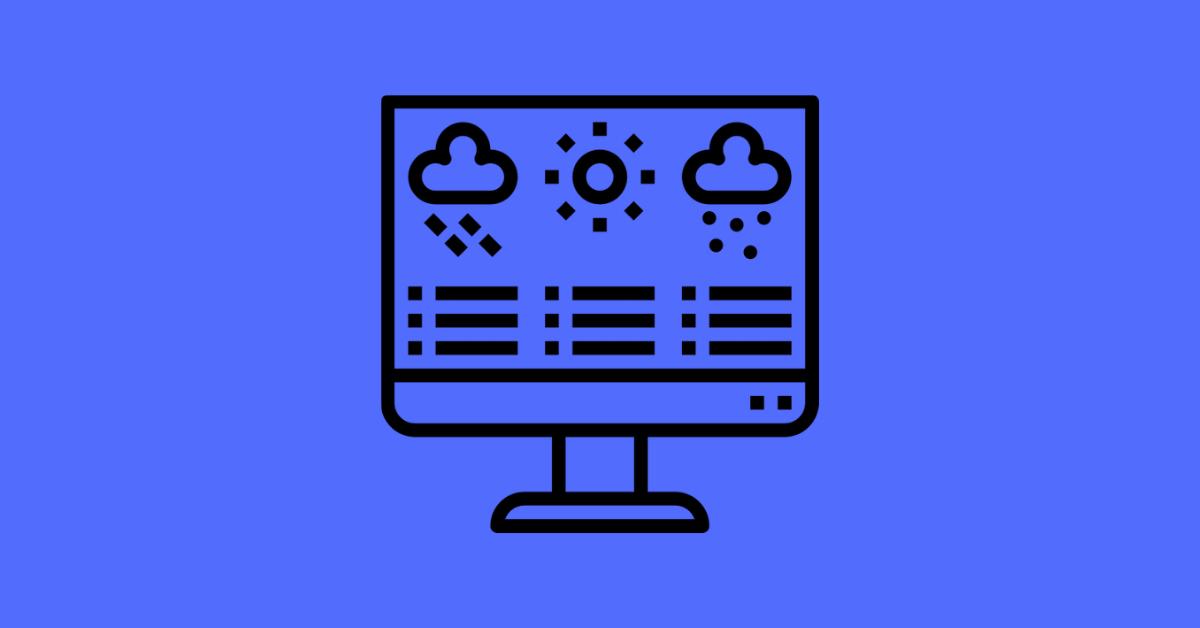 ¡Los 10 mejores sitios web meteorológicos para pronósticos meteorológicos precisos!