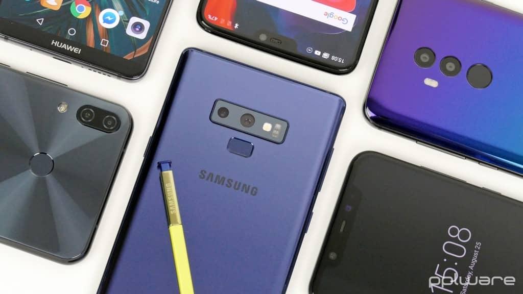 ¿Cuál se destaca? Aquí está la lista de smartphones más poderoso de diciembre de 2019