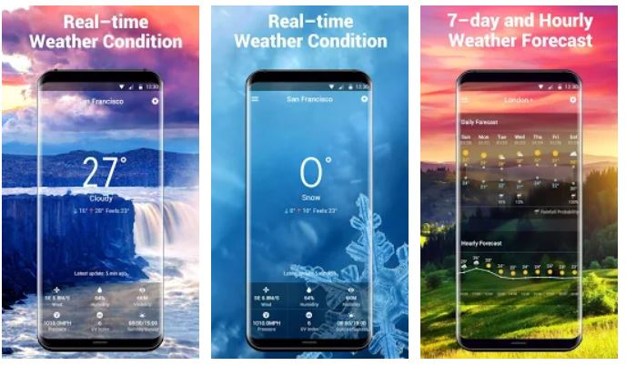 Las mejores aplicaciones de control de temperatura Android / iPhone
