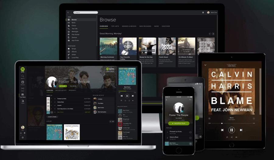 descargar Spotify premium apk gratis