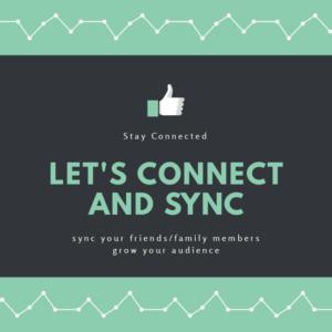 conecta y sincroniza tus amigos de fb y obtén más seguidores de instagram